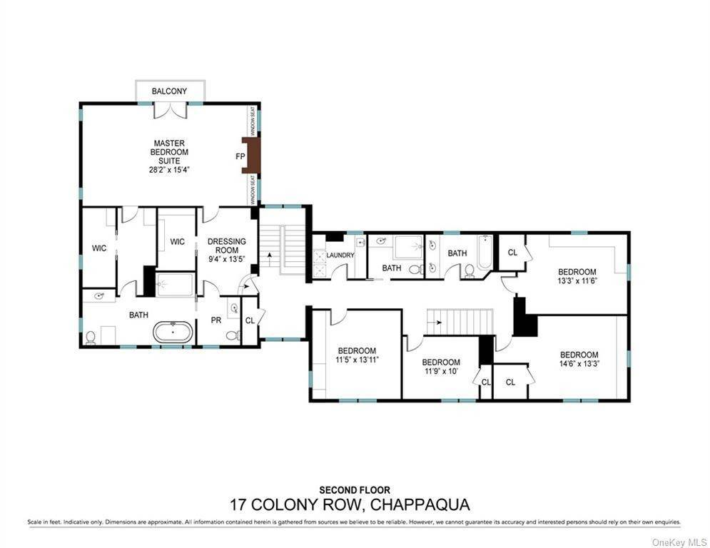 31. Single Family Home for Sale at 17 Colony Row Chappaqua, New York, 10514 United States