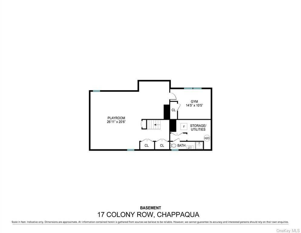 32. Single Family Home for Sale at 17 Colony Row Chappaqua, New York, 10514 United States