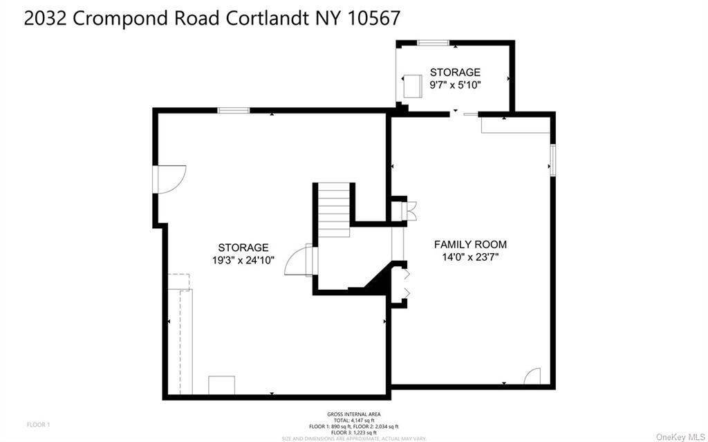 34. Single Family Home for Sale at 2032 Crompond Road Cortlandt Manor, New York, 10567 United States