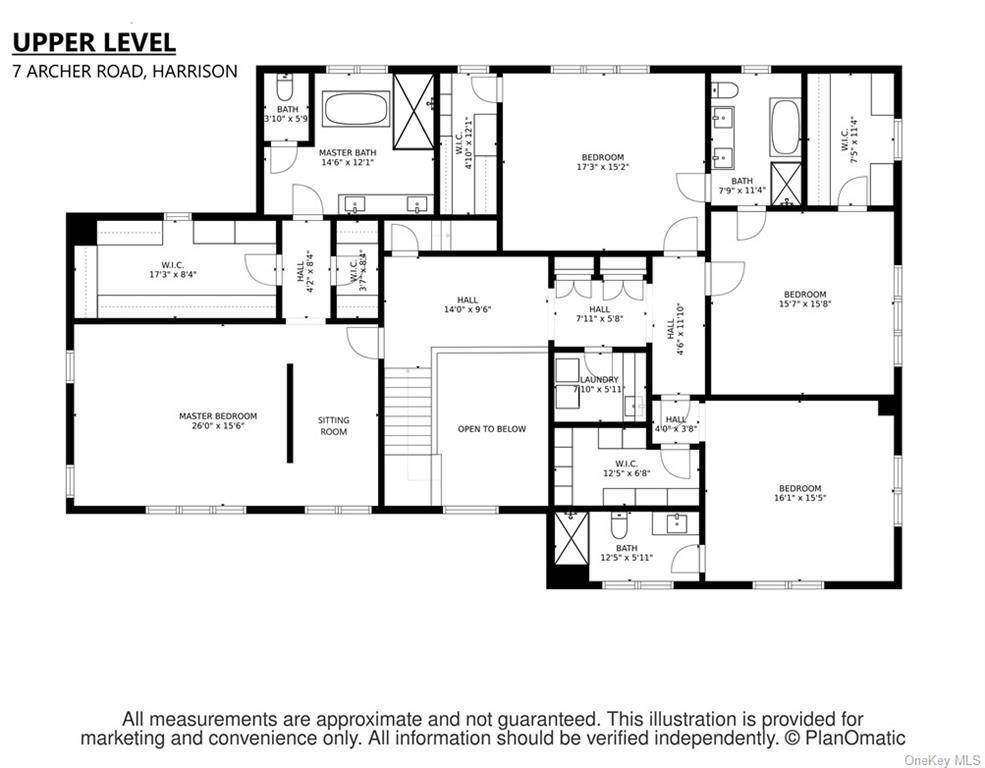 35. Single Family Home pour l Vente à 7 Archer Road Harrison, New York, 10528 États-Unis