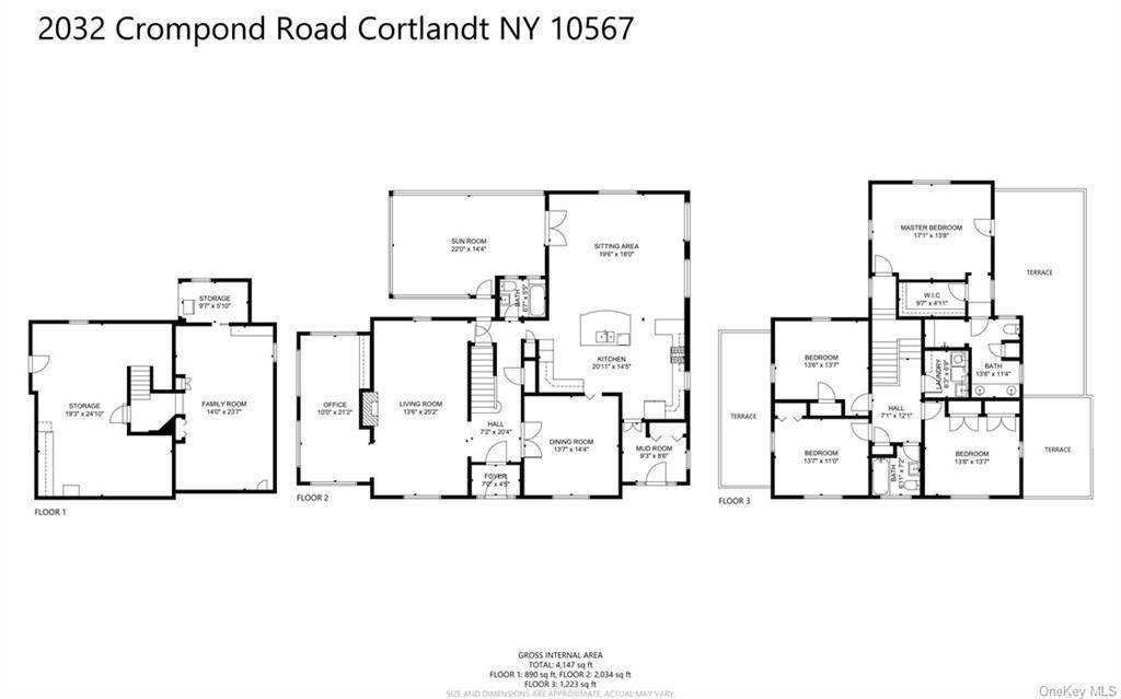 35. Single Family Home for Sale at 2032 Crompond Road Cortlandt Manor, New York, 10567 United States
