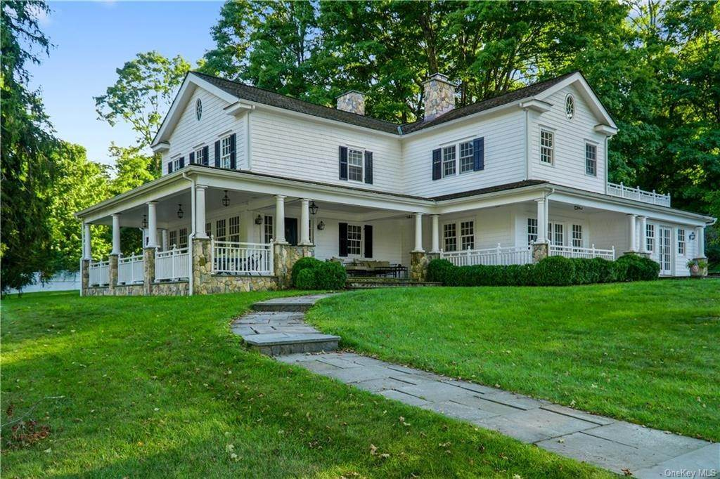 4. Single Family Home for Sale at 245 Bedford Banksville Road Bedford, New York, 10506 United States
