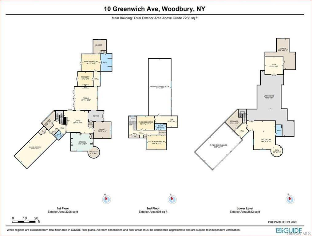 9. Single Family Home for Sale at 10 Greenwich Avenue Central Valley, New York, 10917 United States