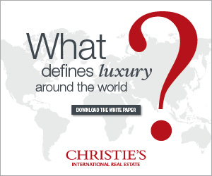 Luxury Defined by Christie's International Real Estate