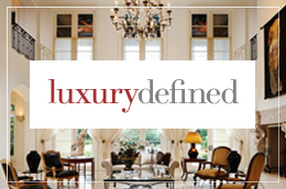 LUXURY DEFINED BLOG BY CHRISTIE'S INTERNATIONAL REAL ESTATE