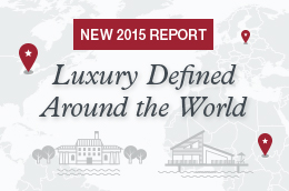 LUXURY DEFINED WHITE PAPER 2015